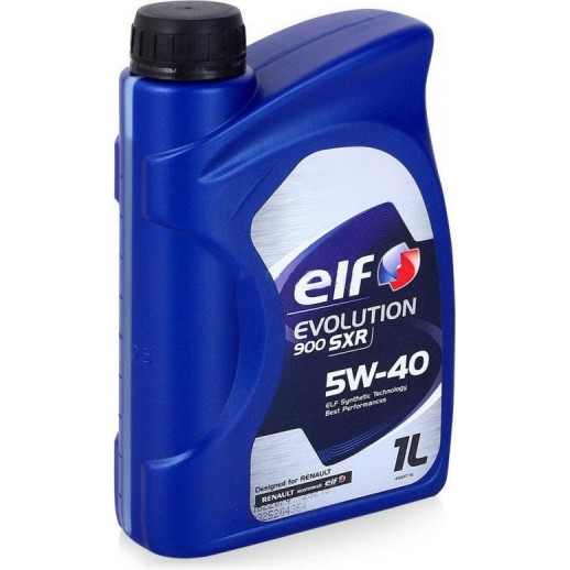 Масло моторное  Elf Evolution SXR 5W-40 1л Elf Evolution SXR 5W-40 1л 194849 Elf