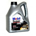 Масло моторное  Mobil  SUPER 2000 X1 DIESEL 10W-40 4л Mobil Mobil  SUPER 2000 X1 DIESEL 10W-40 (4л)  Mobil