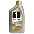 Масло моторное  Mobil 1 New Life  0W-40 1л Mobil Mobil 1 New Life  0W-40 (1л) 152080 Mobil