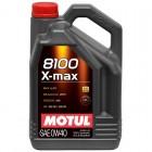 Масло моторное  Motul 8100 X-MAX MOTUL 0W40 5л  купить в Минске