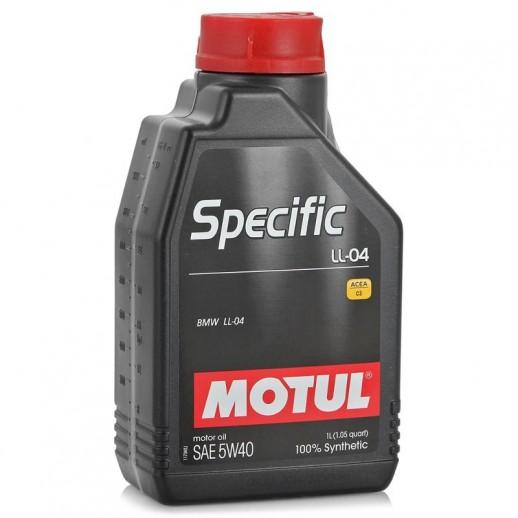 Масло моторное  Motul Specific LL-04 5W-40 1л  купить в Минске