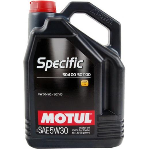 Масло моторное  Motul Specific VW 5W-30 5л  купить в Минске