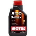 Масло моторное  Motul 8100 X-MAX 0W40 1л  купить в Минске