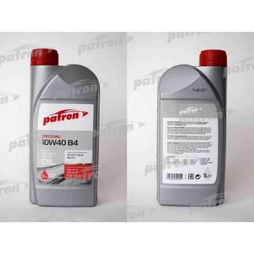 PATRON 10W40 B4 1L ORIGINAL