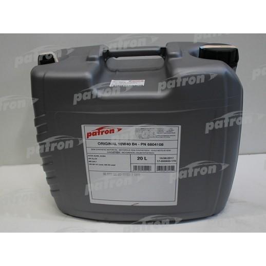 PATRON 10W40 B4 20L ORIGINAL