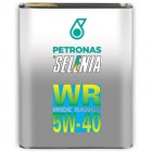 Масло моторное  PETRONAS SELENIA WR 5W-40  2л PETRONAS SELENIA WR 5W-40  2l, 10923708 10923708 PETRONAS