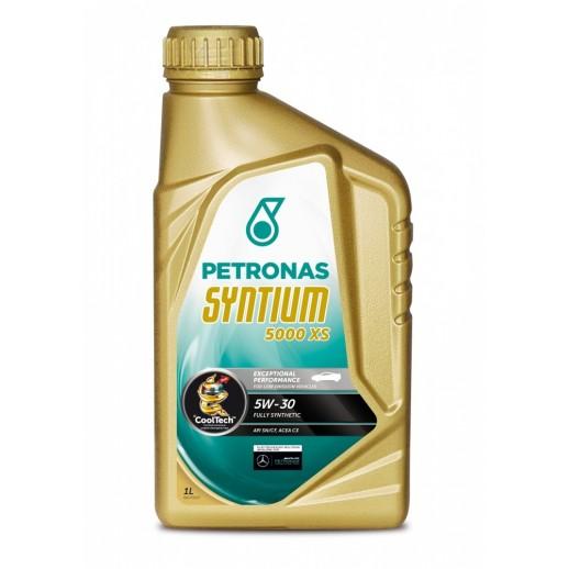 Масло моторное  PETRONAS SYNTIUM 5000 XS 5W-30 1l PETRONAS SYNTIUM 5000 XS 5W-30 1l, арт. 18141619 18141619 PETRONAS