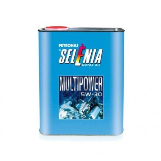 Масло моторное  Petronas Selenia Multipower C3 5W-30 2L  купить в Минске