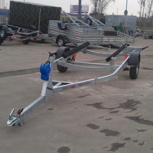 Прицеп для лодок и катеров МЗСА-81771G.021 L-6,0 М  купить в Минске