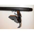 Багажник для автомобиля без водостока тип - Б аэродинамика черная 110 см ED2-005F-ED7-610B