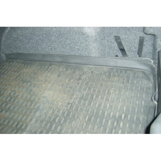 Novline коврик в багажник  Khodro Samand с 2005 полиуретан NLC,70,01,B10  купить в Минске