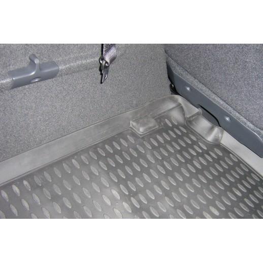 Novline коврик в багажник  Renault Scenic с 2003 NLC,41,09,B14 полиуретан