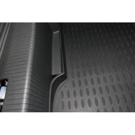 Novline коврик в багажник  Opel Astra 3D хэтчбек с 2004 NLC.37.10.B11 полиуретан   купить в Минске