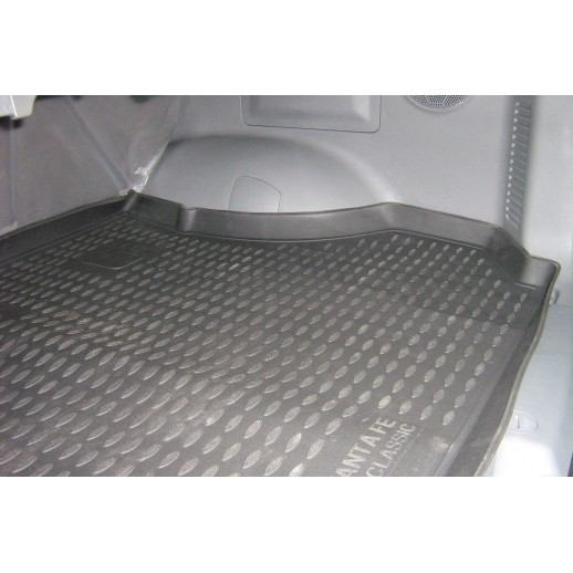 Novline коврик в багажник NLC.20.11.B13 Hyundai Santa Fe Classic 01-06 полиуретан
