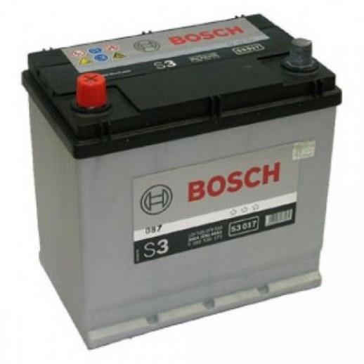 Аккумулятор BOSCH S3 S3017 45Ah 0092S30170 BOSCH S3 S3017 (45Ah) 0092S30170 0092S30170 BOSCH 120.80 BYN