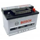 Аккумулятор BOSCH S3 S3008 70Ah 0092S30080 BOSCH S3 S3008 (70Ah) 0092S30080 0092S30080 BOSCH 192.10 BYN