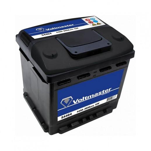 Аккумулятор  VOLTMASTER 12V 44AH 360A ETN 1L+ B13 54464  купить в Минске