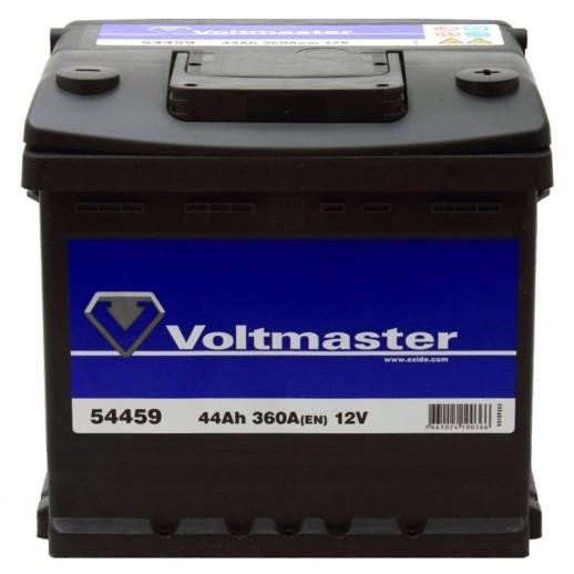Аккумулятор  VOLTMASTER 12V 44AH 360A ETN 0(R+) B13 (54459)