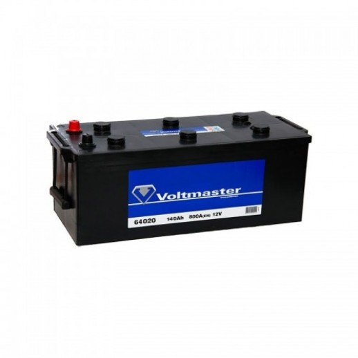 Аккумулятор  VOLTMASTER 12V 140AH 800A ETN 3 B0 64020 64020  VOLTMASTER 362.30 BYN