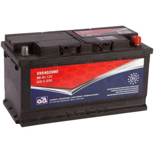 Аккумулятор AD Germany 595402080 AD  595402080 AD  AD 226.60 BYN