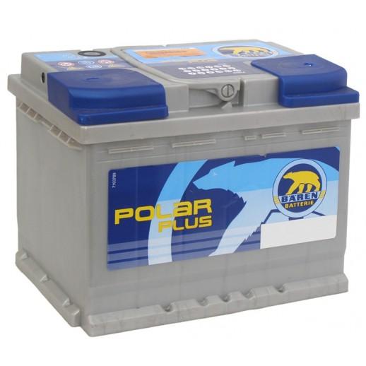 Аккумулятор BAREN POLAR PLUS 7904142 50Ah 520A  купить в Минске