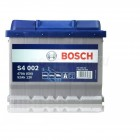 Аккумулятор BOSCH S4 SILVER 12V 52AH 470A BOSCH S4 SILVER 12V 52AH 470A 0092S40020   0092S40020   BOSCH 151.80 BYN