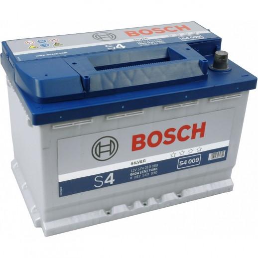 Аккумулятор BOSCH S4 SILVER 74AH 680A 0092S40090 BOSCH S4 SILVER 74AH 680A 0092S40090 0092S40090 BOSCH 212.80 BYN