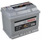 Аккумулятор BOSCH S5 Silver Plus S5005 563400061 63Ah  купить в Минске