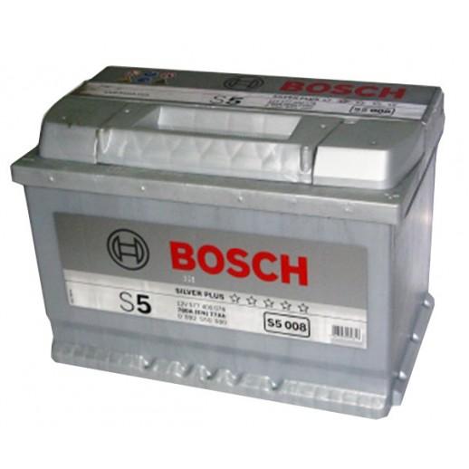 Аккумулятор BOSCH S5 Silver Plus S5008 57740078 77Ah BOSCH S5 Silver Plus S5008 57740078 (77Ah) 0092S5 0092S50080 BOSCH 239.20 BYN