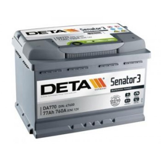 Аккумулятор DETA DA602 DETA DA602 DA602 DETA 193.20 BYN