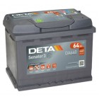 Аккумулятор DETA DA640 DETA DA640 DA640 DETA 193.20 BYN