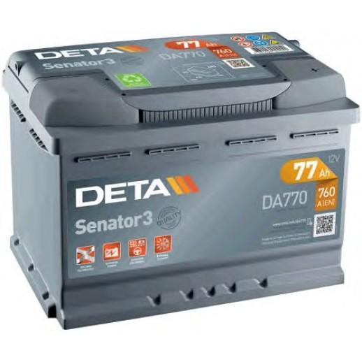 Аккумулятор DETA DA770 DETA DA770 DA770 DETA 235.50 BYN