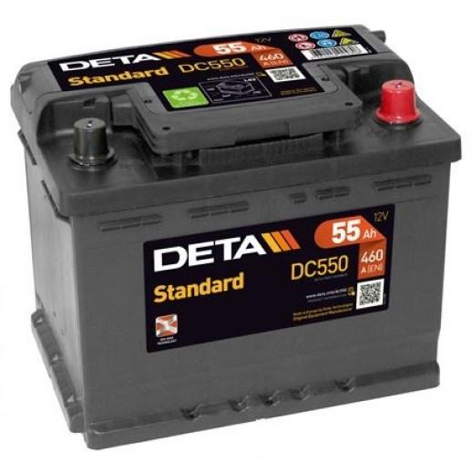 Аккумулятор DETA DC550 DETA DC550 DC550 DETA 150.70 BYN