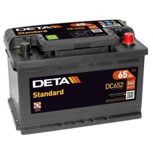 Аккумулятор DETA DC652  купить в Минске