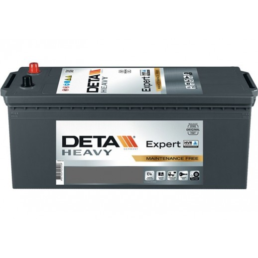 Аккумулятор DETA DC900 PROFESSIONAL POWER 12V 145AH DETA DC900 1050 A ETN 3 B0 DC900 DETA 362.30 BYN