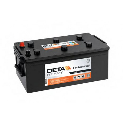 Аккумулятор DETA DG1803 DETA DG1803 DG1803 DETA 434.70 BYN