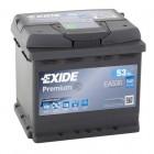 Аккумулятор Exide Premium 53 R 53Ah EA530 Exide Premium 53 R (53Ah) EA530 EA530 Exide 171.40 BYN
