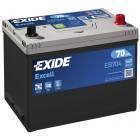 Аккумулятор Exide Excell 70 R 70Ah EB704  купить в Минске