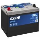 Аккумулятор Exide Excell 70 L 70Ah  EB705  купить в Минске
