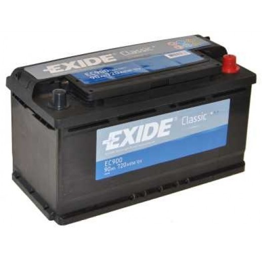 Аккумулятор Exide EXIDE CLASSIC EC900 Exide EXIDE CLASSIC EC900 EC900 Exide 241.50 BYN