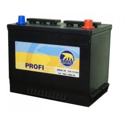 Аккумулятор BAREN PROFI 7901905=570113054 70Ah 540A BAREN PROFI 7901905=570113054 70Ah 540A 7901905 BAREN 181.20 BYN
