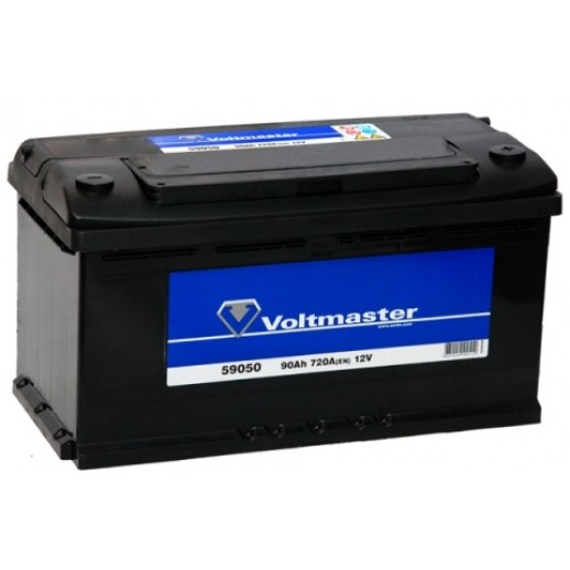 Аккумулятор  VOLTMASTER 12V 90AH 720A ETN 0(R+) B13 59050