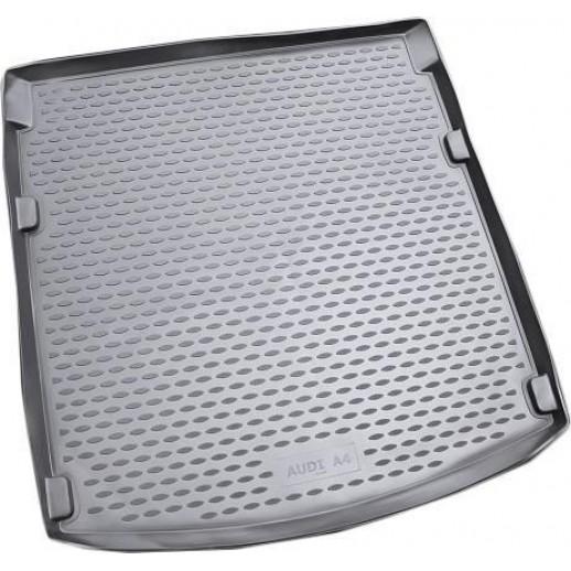 Коврик в багажник Novline (ELEMENT) NLC.04.09.B10 Audi A4 седан с 2004  полиуретан