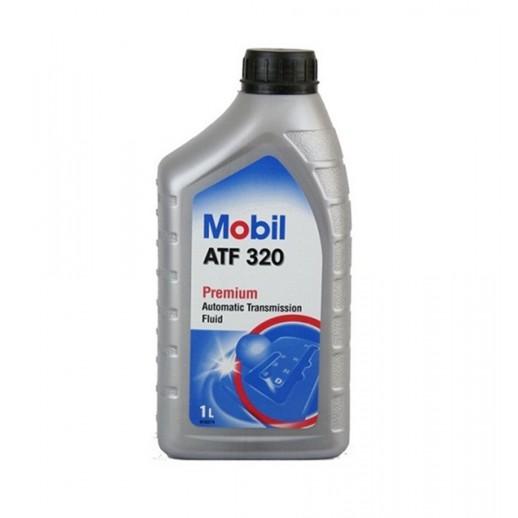 Жидкость Mobil ATF 320  для АКПП и г/у ATF 1L  Dexron III ATF 320 DEXRON 3 1L ATF 320 DEXRON 3 1L Mobil