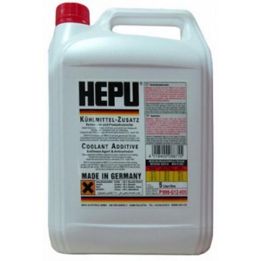 Антифриз HEPU P999-G12-005 красный 5L концентрат P999 G12 005 P999 G12 005 HEPU 52.90 BYN
