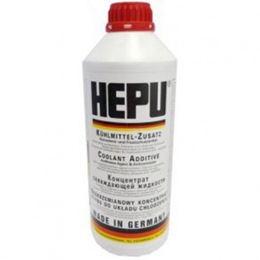 Антифриз HEPU P999-G12 красный 1,5L концентрат P999-G12 P999-G12 HEPU 16.70 BYN