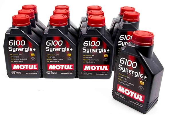 Лучшее моторное масло MOTUL