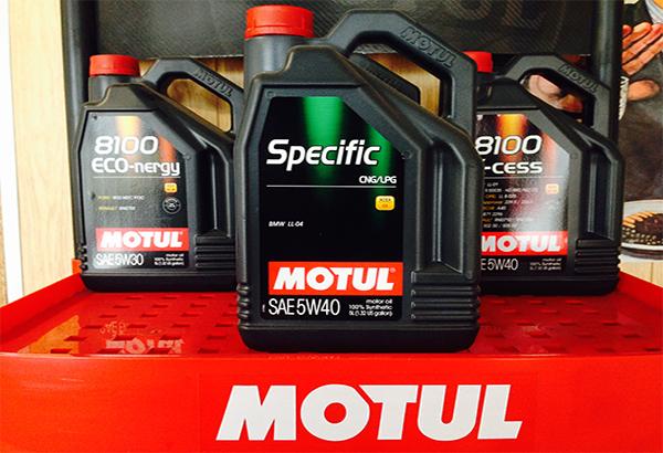 Обзор моторного масла Motul